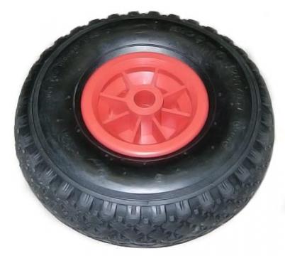 Как сделать из надувных колес не надувные 479