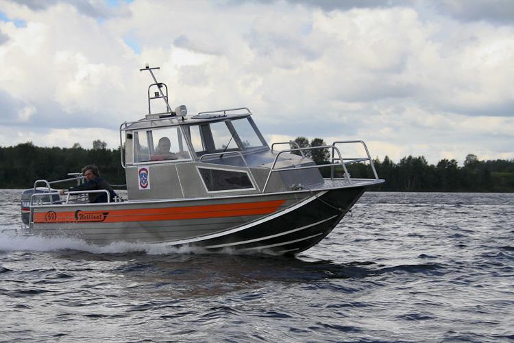 алюминиевые лодки вельбот каталог