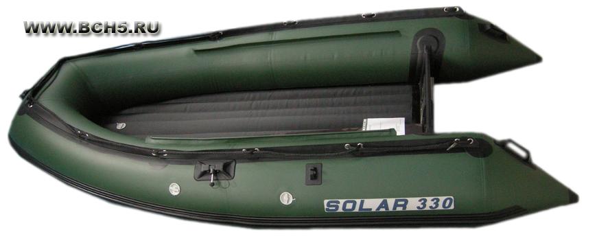 купить в москве лодку солар 330